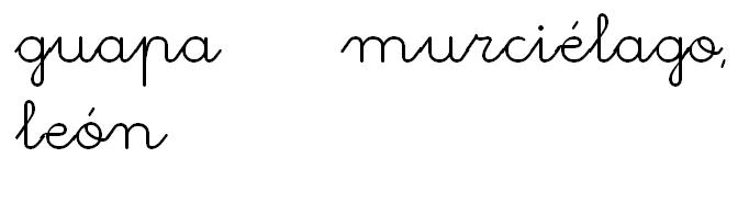 Cómo Instalar Y Usar La Fuente O Letra Escolar En Word Academia Jaf Clases En Vídeo Online Gratis De Lengua Española Matemáticas Contabilidad Física