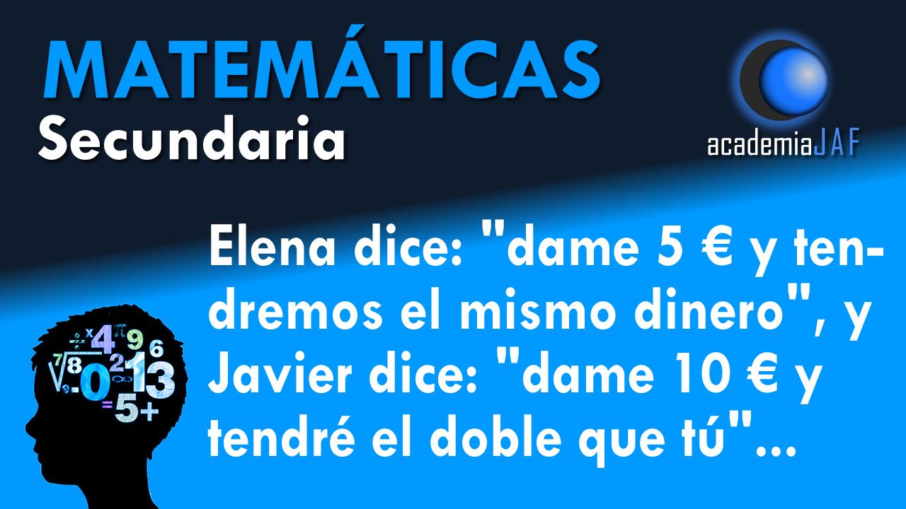Colección de problemas de álgebra de sistemas de ecuaciones ...