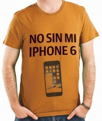 ¿No sin mi iPhone 6?